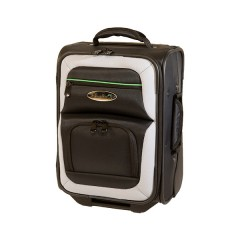 Henselite Bowls Bag: Model HT651 Black/Grey/Green