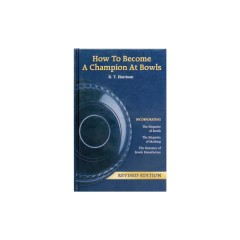 Book: How To Become A Champion - Harrison