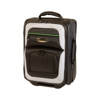 Henselite Bowls Bag: Model HT651 Black/Grey
