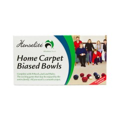 Henselite Home Carpet Bowls