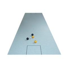 NZ Indoor Bowling Mat - Wool